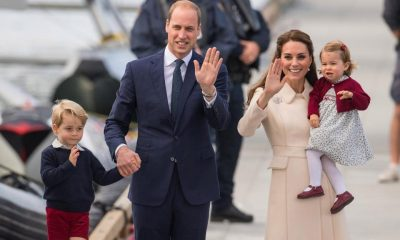 The Royal Family Welcomes Their Third Baby
