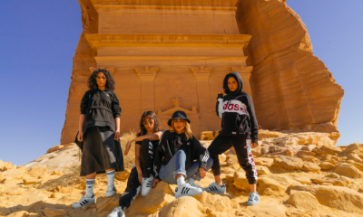 Adidas X Al Ula: The Lit Shoot With Saudis Power Women