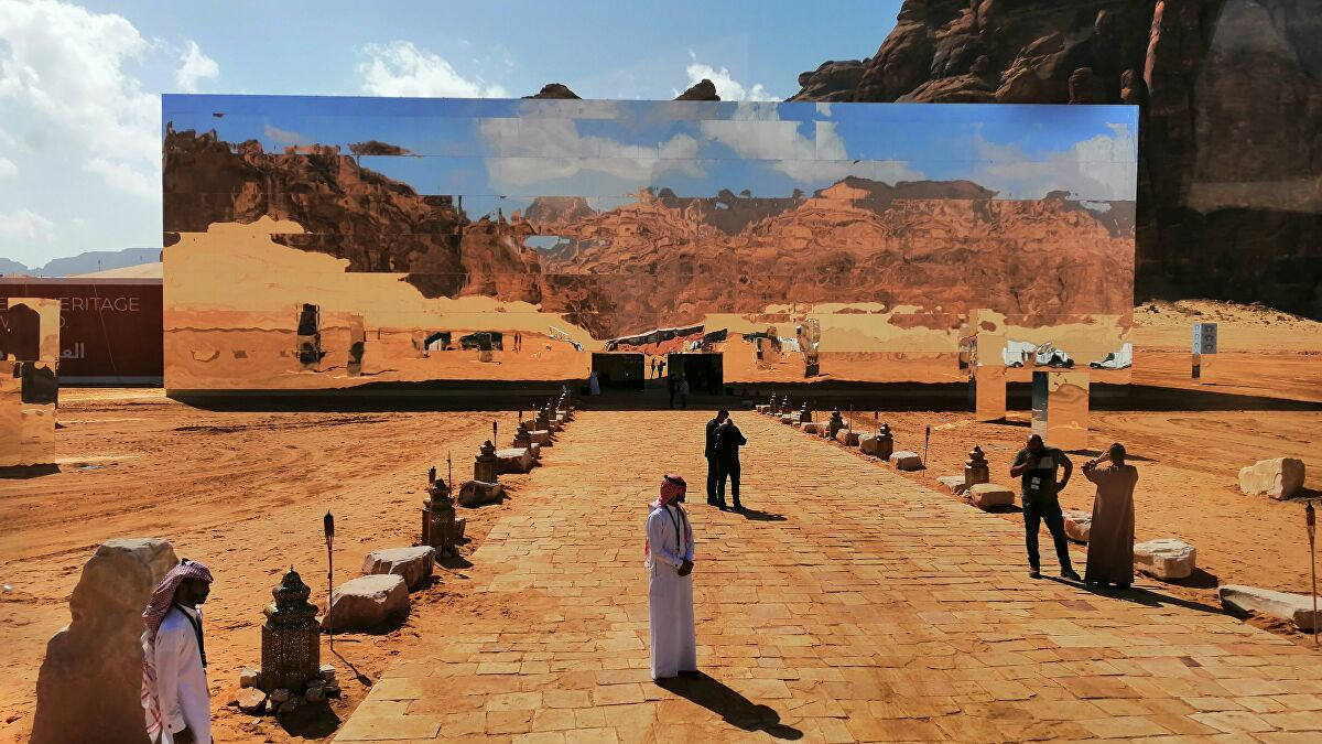 Saudi Arabia Is the Fastest Growing in Tourism Sector Globally