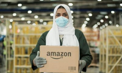 Amazon Lands in Saudi Arabia